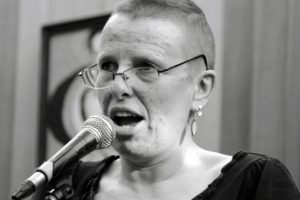 Jackson performs poetry 2016